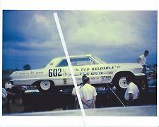 "1960s Drag Racing-1963 Z-11 Chevy ""Old Reliable"" IV-Dave Strickler-Bill Jenkins"