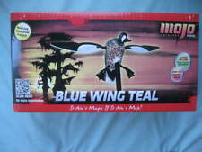 Mojo Blue Wing Teal Decoy Hw2435 Super Fast Magnetic Wings-New