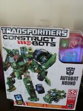 Transformers Construct & customize Bots, AUTOBOT HOUND 52 pieces - New