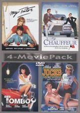 My Chauffeur /My Tutor/ Jocks / tomboy (DVD)