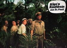 Curd Jürgens KÄPT`N RAUHBEIN ST. PAULI original Kino Aushangfotos 19 Motive