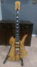 B.C. Rich Mockingbird Exotic Classic Electric Guitar