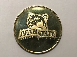 PENN STATE  COIN     with COA      WE ARE Penn State  Penn State Football
