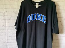 Duke Blue Devils T Shirt Size 3XL