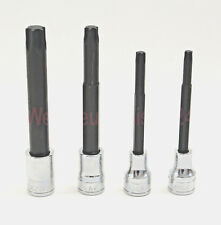 """FACOM SX.LA 1/2"""" mit langen Schraubeinsätzen für Torx®-Schrauben T40-T45-T55-T70"""