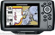 A0475 HUMMINBIRD HELIX 5 G2  ECOSCANDAGLIO+GPS CARPFISHING SPINNING TRAINA CARP