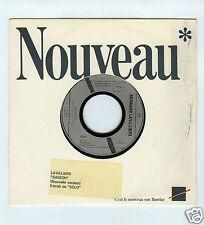 45 RPM SP PROMO BERNARD LAVILLIERS SAIGON