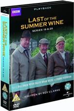 Last of the Summer Wine: The Complete Series 19 and 20 (Box Set) [DVD]