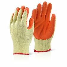 Gants de travail orange