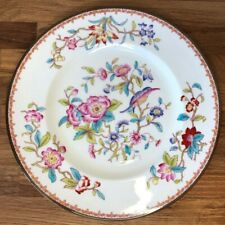 COALPORT HAND ENAMELED DINNER PLATE COALPORT BONE CHINA PEMBROKE SMOOTH 6316