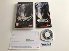 Warriors Orochi 2 - Sony PSP - FR - Avec Notice