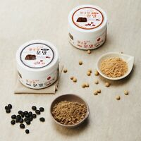 Natto Powder 200g - Fermented White   Black Soybean Cheonggukjang 청국장분말 낫또분말