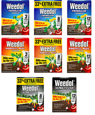 WEEDOL CONCENTRATE WEED KILLER PATHCLEAR ROOTKILL ULTRA TOUGH WEEDKILLER LIQUID