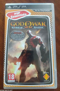 God of War - Ghost of Sparta - Essentials - PAL - Complete