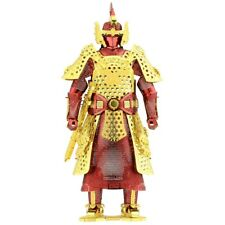 Fascinations Metal Earth Chinese Ming Armor 3D Laser Cut Steel Model Kit MMS141