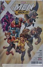 X-Men: Gold Comic Set #1-16 + X-Men Prime (Issue 11+Prime Venom Variant) NM 9.4+