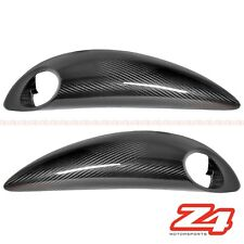2008-2017 Hayabusa GSX1300R Rear Tail Turn Signal Cover Fairing Carbon Fiber