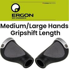 Ergon GP1 LARGE Ergonomic Gripshift Length Hybrid Urban Commuter Comfort Bike