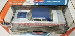 1965 Plymouth Belvedere Hemi S/S 1:18 Mint in Box Sox & Martin Supercar Coll.