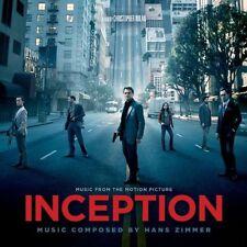 Inception - Hans Zimmer (2010, CD NEUF)