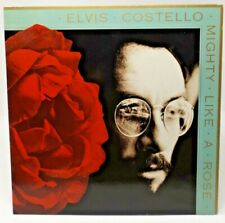"""Elvis Costello """"Mighty Like A Rose"""" LP"""