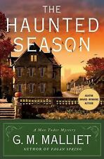 A Max Tudor Novel: The Haunted Season : A Max Tudor Mystery 5 by G. M....