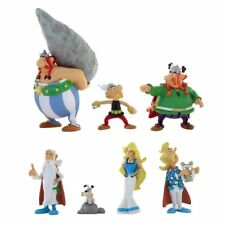 Asterix Figures, Figurine Tube with 7 Mini-figurines (NEW) IN STOCK