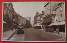 WALTER SCOTT RP Postcard c.1925 HIGH STREET WELLS SOMERSET