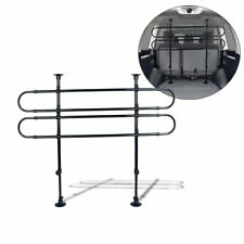 "Zento Deals Black Vehicle Pet Barrier Fence (Adjustable 27"" to 45"")"