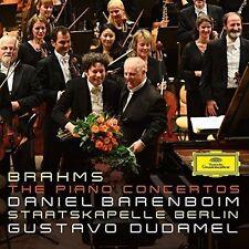 Brahms / Barenboim / - Piano Concertos 1 & 2 [New CD]