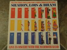 """Album By Sharon, Lois & Bram, """"One, Two, Three, Four Look Who's Coming Through"""""""