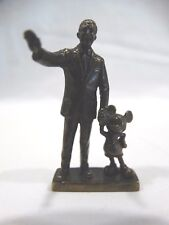 WDCC DISNEY CLASSICS PARTNERS WALT DISNEY AND MICKEY MOUSE MINIATURE
