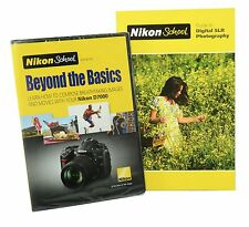 Nikon School DVD Learning Beyond The Basics Nikon D7000 DSLR Camera SpeedLights