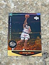 1998-99 Upper Deck Superstars of the Court Grant Hill #C3 Detroit Pistons Card