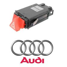 Audi A6 Allroad Quattro S6 Turn Signal Relay with Hazard Flasher Switch Genuine