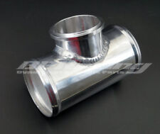 """35PSI Boost V-Band 50mm BLOW OFF VALVE 3"""" INCH FLANGE T-PIPE/PIPING ADAPTOR"""