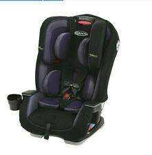 Graco Milestone with Safety Surround Wynnona Purple Girls Convertible Car Seat