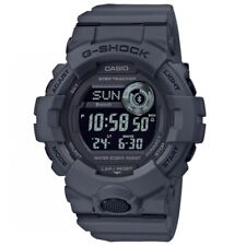 Casio G-Shock * GBD800UC-8 G-Squad Step Tracker Watch Utility Color Charcoal