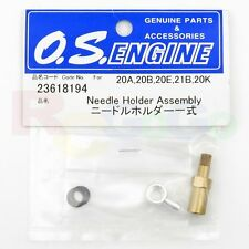 NEEDLE VALVE HOLDER 20A,20B,20E,21B,20K # OS23618194 O.S. Engines Genuine Parts