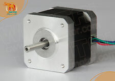 CNC Nema17 for 1.7A, 4200g.cm, 48mm,0.9 ° Wantai 3D Stepper Motor 42BYGHM809