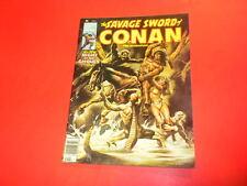 THE SAVAGE SWORD OF CONAN #32 Marvel magazine 1978 HIGH GRADE Red Sonja GGA