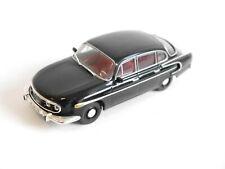 Tatra 603 in schwarz nero noir negro black, IXO in 1:43!