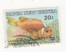 Fish Individual Pacific Stamps