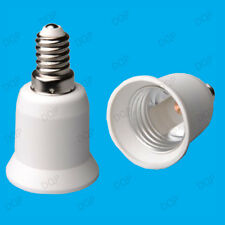 Small Edison Screw SES E14 To Edison Screw ES E27 Light Bulb Adaptor Lamp Holder