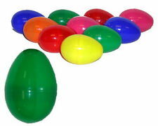 100 Empty Plastic Easter Vending Eggs 2.25 Inch, Best Price, Fastest Ship!