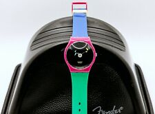 """Swatch 1994 Swatch Club - Limited Ed. GZ 129 """"Crystal Surprise"""""""