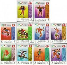 Yemen(UK) 903B-912B (complete issue) unmounted mint / never hinged 1969 olympic.