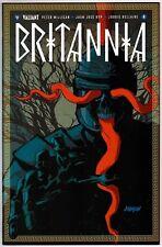 BRITANNIA #4 1:50 DAVE JOHNSON VARIANT COVER FIRST PRINT VALIANT COMICS VEI NM