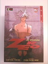 Zero The Beginning di Lim Dal Young -Volume 01- Sconto 50%  Ed. Flashbook