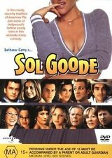 Sol Goode (DVD, 2004) Balthazar Getty, Katharine Towne